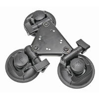 Heavy Duty Triple Suction Cup Mount